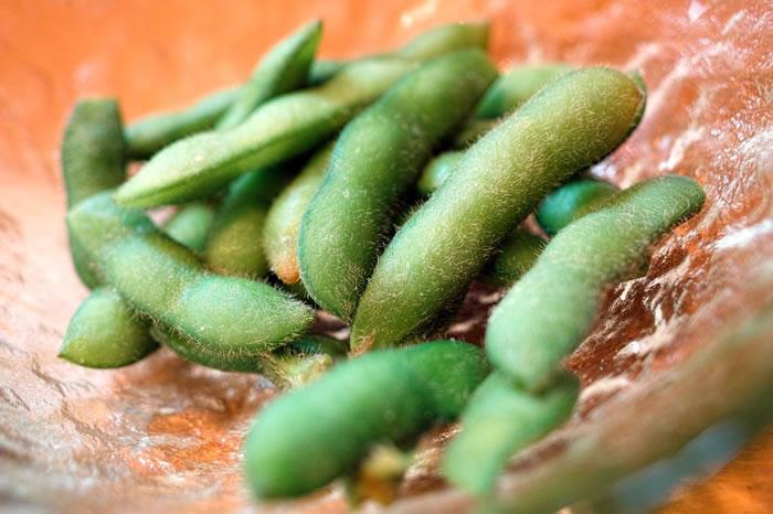 Edamamebønner protein og snack