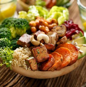 Plantebaseret protein